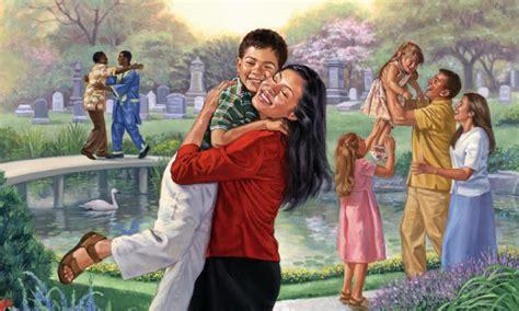 imagenes del paraiso jw org verdadera esperanza para los seres queridos que han muerto
