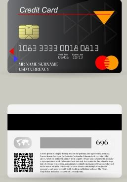 Credit Card Design Template Illustrator by Vip Card Template Silver Decor Vintage Style Free