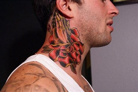 caring for a tattoo on your neck 121 best neck tattoos images on pinterest neck tattoos