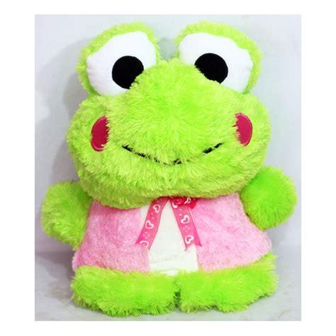 Boneka Keroppi S boneka keroppi medium bagus untuk kado ulang tahun atau