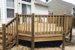 Patio Railing Designs Make The Right Choice For Your Deck Railing Designs Decorifusta