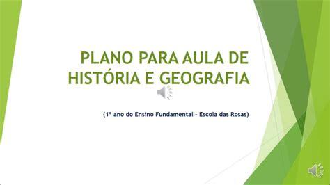 geografia i historia serie 849047530x plano de aula geografia e hist 243 ria claritiano youtube