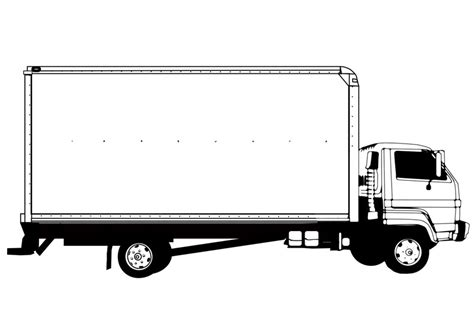 box truck coloring page fakeproject corporation of america graf paper graffiti