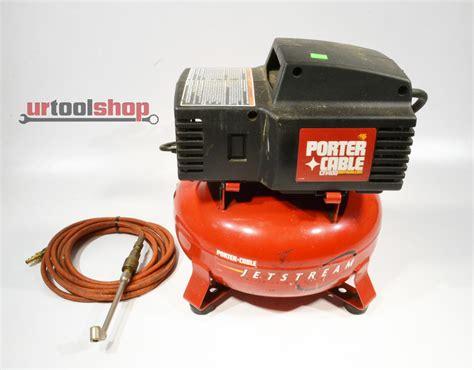 porter cable cf1400 4 gallon pancake air compressor 5593 11
