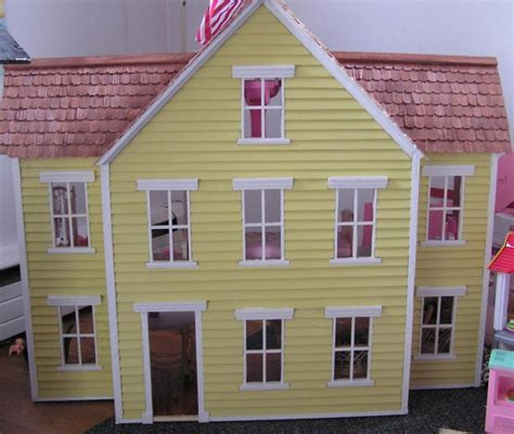plan doll house doll house plans doll house plans for american girl or 18 inch dolls 4 room not