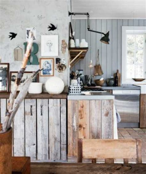 old kitchen design with bar rustic reclaimed wood kitchen 26 modern kitchen decor ideas in vintage style