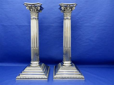 glidden candlestick silver best free home design antiques atlas 1903 antique sterling silver candlesticks