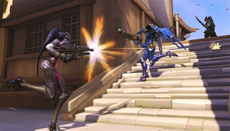the of overwatch overwatch is blizzard s new team based multiplayer shooter
