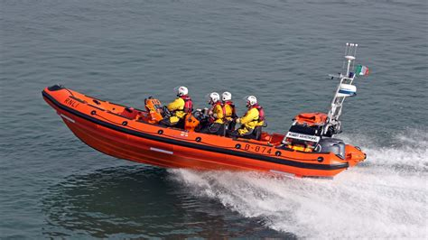 boat life b class atlantic lifeboat one of the fastest rnli lifeboats