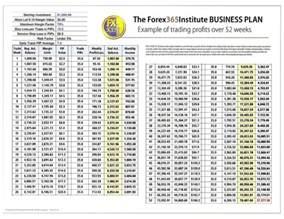 forex trading company business plan salegoods