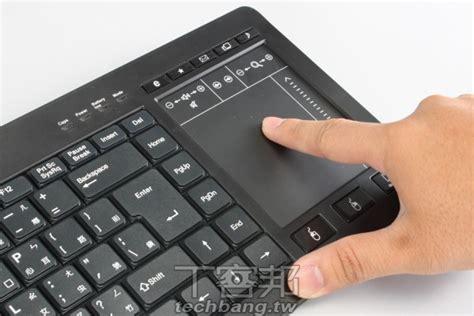 I Rocks Rf 6496 Wireless i rocks rf 6496 無線 2 4ghz電腦鍵盤加觸控板搶先玩 t客邦