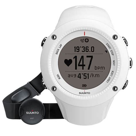 Diskon Jam Tangan Suunto Ambit2 R White With Hr Original Stock Terbata suunto ambit2 r white hr indowatch co id