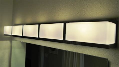 Bathroom Mirror Light Fixtures Bathroom Mirror Light Fixtures Home Lighting Insight