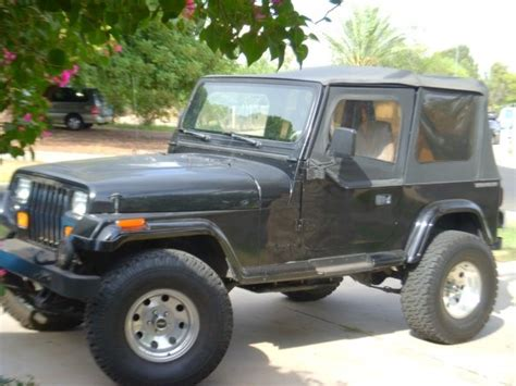 Jeep Wrangler 89 Jeep Wrangler Questions Value Of 89 Jeep Wrangler 6