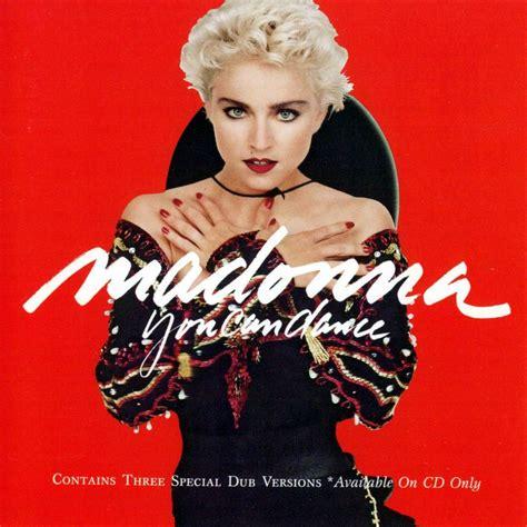Cd Madonna copertina cd madonna you can front cover cd madonna you can front