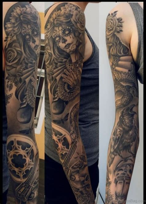 100 best full sleeve tattoos for men