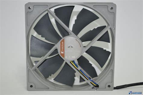 noctua 14 series 120mm fan review noctua redux fan series actualidadhardware com