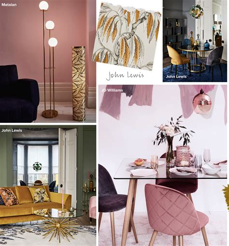 luxe home interiors 2018 home decor trends for 2019 we predict the key looks for interiors