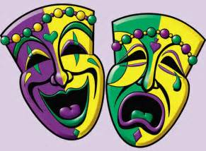 Mardi Gras Float Decorations Mardi Gras Masks Sacred Heart