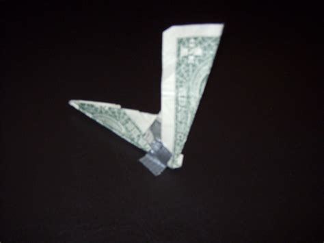 dollar bill origami by cookie4life on deviantart