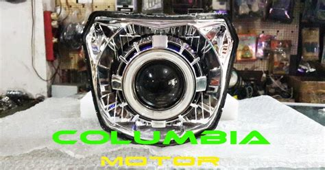 Lu Led Motor Tiger Revo columbia motor retrofit yamaha new vixion lightning