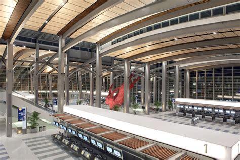sacramento architects gallery of sacramento international airport fentress