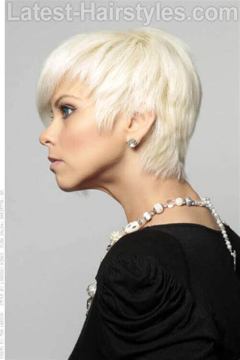 platinum blonde and brown on short hair for african american platinum blonde short hair style newhairstylesformen2014 com