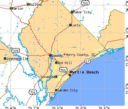 Horry County Sc Records Horry County South Carolina Detailed Profile Houses Real Estate Cost Of Living