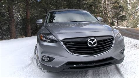 new 2013 mazda cx 9 0 60 mph drive and review