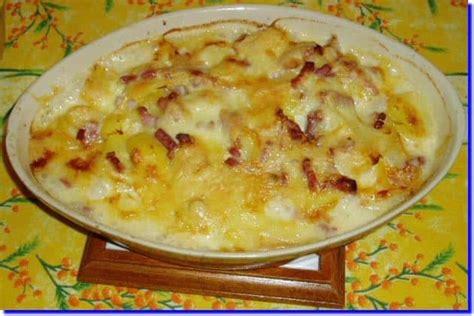 la bonne cuisine fran軋ise tartiflette origine et recette