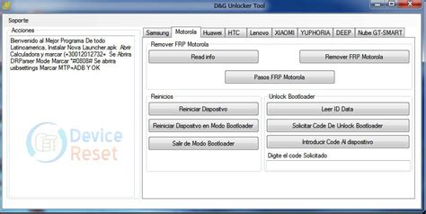 android reset tool exe how to bypass any android phone frp lock by dg unlocker tools