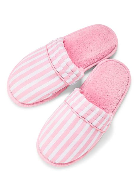 pink slippers s secret dreamer flannel slipper in pink pink