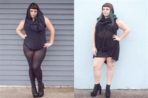 what hair style should fat women wear fat girls shouldn t wear stripes stuff co nz