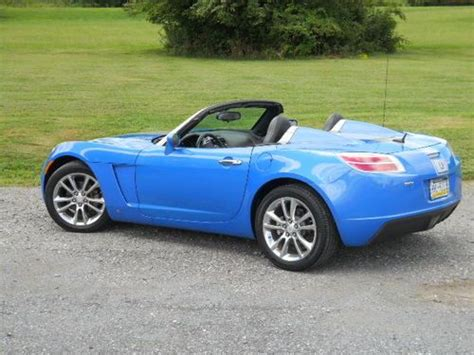 how petrol cars work 2009 saturn sky electronic throttle control find used 2009 saturn sky limited edition in carlisle pennsylvania united states for us