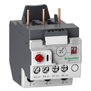 contactors and protection relays schneider electric