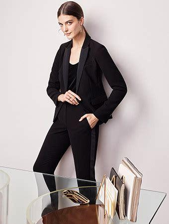 Trend Alert The Tuxedo Blazer by 2018 Trend Office Ideas 187 Fashion