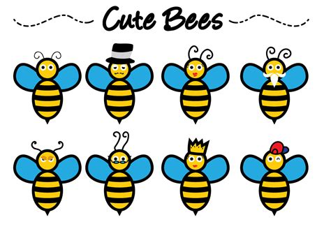 Original Reg A Free Used Bee bee vectors free vector stock graphics images