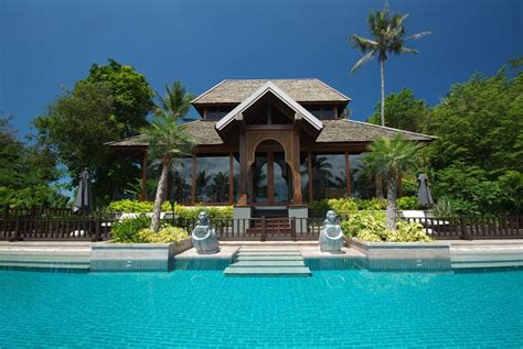 buy a house thailand five properties with stunning sea views in koh samui