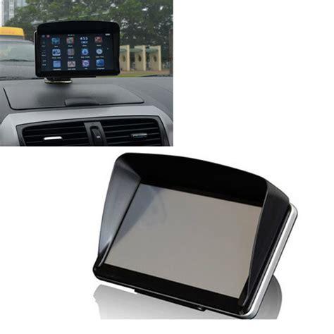 Sarung Universal 6 Inch 1piece gps navigation accessories 5 inch gps universal sunshade sun shade gps screen
