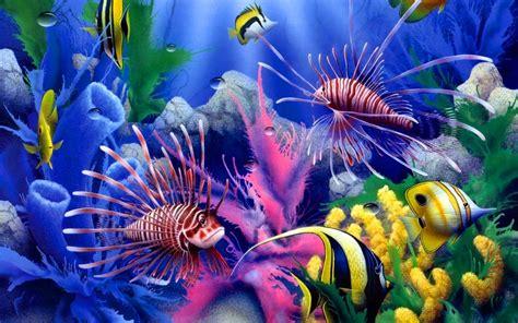 imagenes de unicornios marinos fondo escritorio paisaje marino