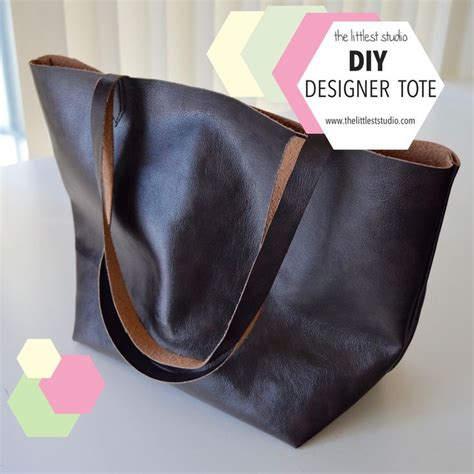 Tas Tote Bags Stitch 25 best ideas about leather bag tutorial on