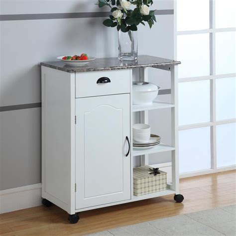 Kitchen Islands And Carts Furniture Kb Furniture R1020 Kitchen Cart Atg Stores