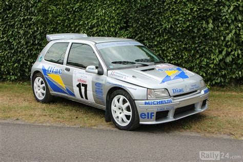 renault clio v6 rally car renault clio maxi rally cars for sale