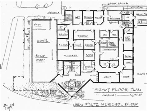 municipal hall floor plan new paltz town and village boards discuss plans for a
