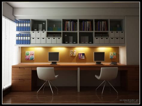 Home Office Interiors by Interior Design Ideas For A Study Room 004 Study