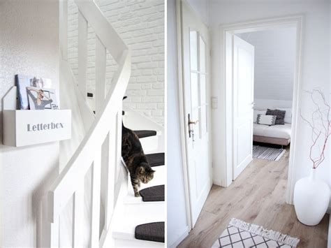 Gestalten Flur Hausflur by Flur Renovieren Vorher Nachher Design Dots