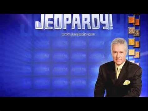 jeopardy theme music youtube jeopardy theme song youtube