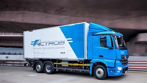 mercedes truck mercedes trucks all about our trucks