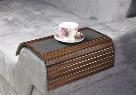 Sofa Tray Simply Awesome Couch Sofa Arm Rest Wrap Tray Sofa Table Tray
