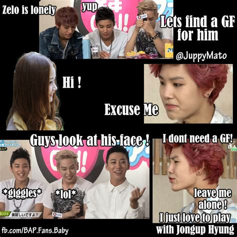 Bap Memes - kpop memes himchanchan bap youngjae bap daehyun
